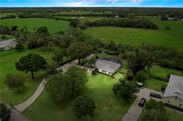 11800 Twin Creeks Drive, Fort Pierce, FL 34945 (MLS #244952) :: Team Provancher   Dale Sorensen Real Estate
