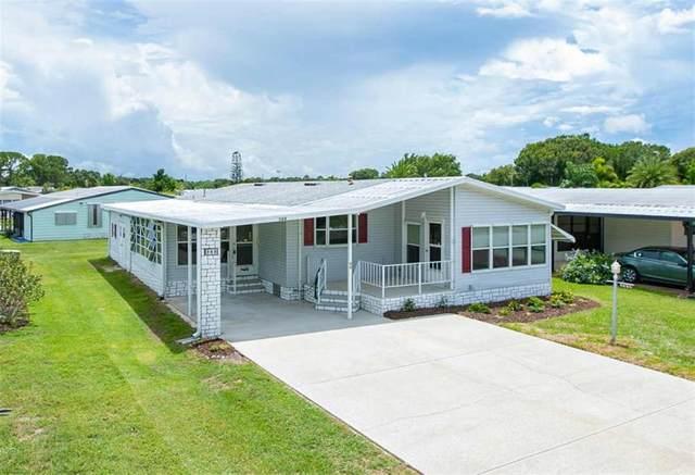 360 Egret Circle, Barefoot Bay, FL 32976 (MLS #244958) :: Billero & Billero Properties