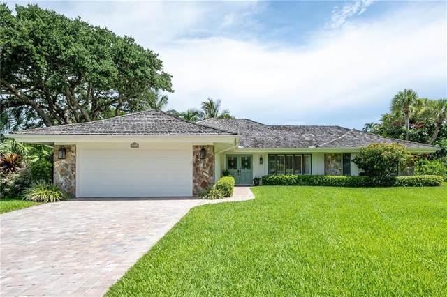 1766 Cedar Lane, Vero Beach, FL 32963 (MLS #244966) :: Team Provancher | Dale Sorensen Real Estate