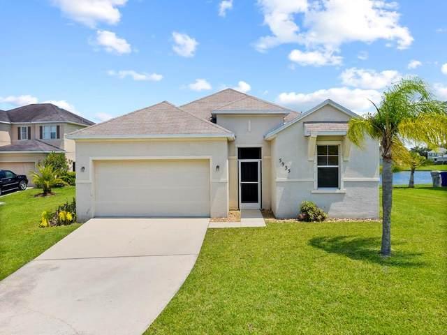 5935 Carriage Lake Court, Vero Beach, FL 32968 (MLS #244998) :: Team Provancher   Dale Sorensen Real Estate