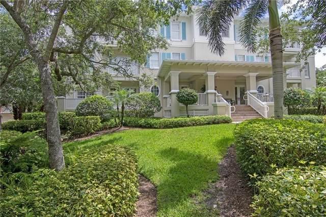110 Island Plantation Terrace #101, Indian River Shores, FL 32963 (MLS #245010) :: Billero & Billero Properties