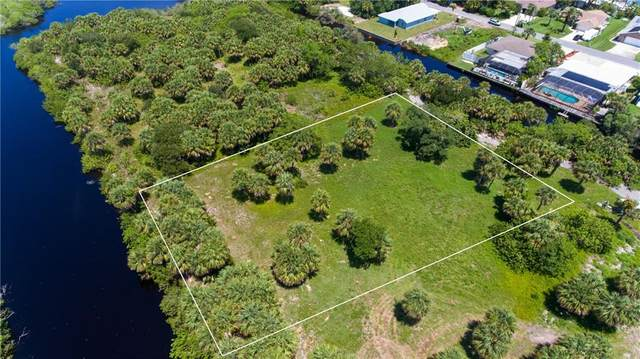 221 Crystal Bay Lane, Melbourne Beach, FL 32951 (MLS #245015) :: Team Provancher | Dale Sorensen Real Estate
