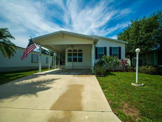 339 Avocado Drive, Barefoot Bay, FL 32976 (MLS #245091) :: Team Provancher   Dale Sorensen Real Estate