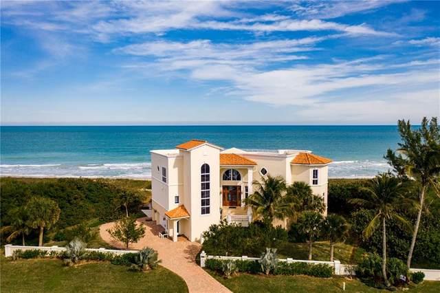 4600 N Highway A1a, Hutchinson Island, FL 34949 (MLS #245127) :: Team Provancher | Dale Sorensen Real Estate