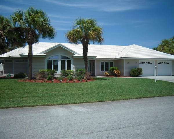 1245 Spanish Lace Lane, Vero Beach, FL 32963 (MLS #245143) :: Team Provancher   Dale Sorensen Real Estate