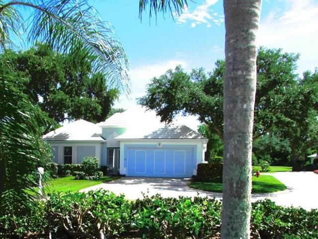 975 Saint Annes Lane, Vero Beach, FL 32967 (MLS #245171) :: Team Provancher   Dale Sorensen Real Estate