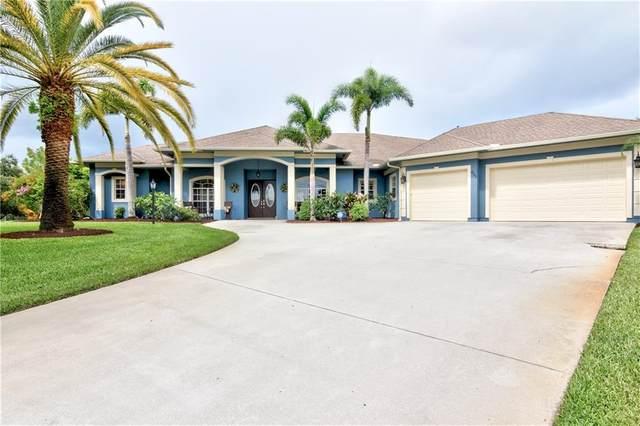 807 Holden Court, Sebastian, FL 32958 (MLS #245194) :: Dale Sorensen Real Estate