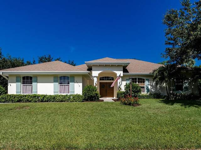 6419 53rd Circle, Vero Beach, FL 32967 (MLS #245291) :: Billero & Billero Properties