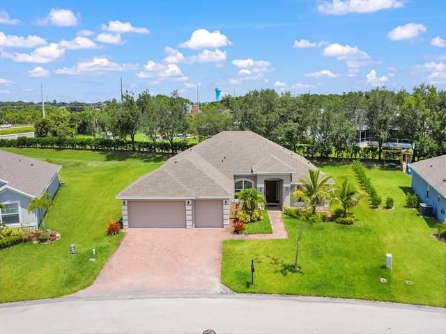 1281 Scarlet Oak Circle, Vero Beach, FL 32966 (MLS #245329) :: Team Provancher | Dale Sorensen Real Estate