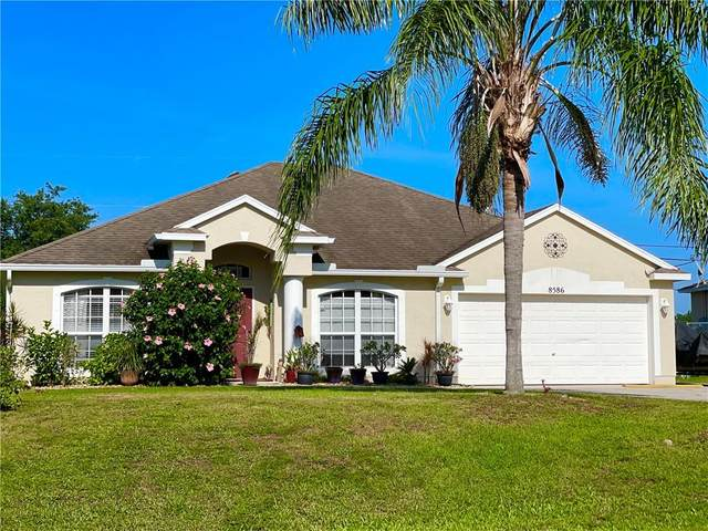 8586 103rd Avenue, Vero Beach, FL 32967 (MLS #245350) :: Team Provancher | Dale Sorensen Real Estate