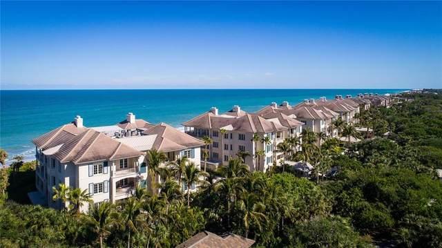 10 Beachside Drive #101, Vero Beach, FL 32963 (MLS #245360) :: Team Provancher | Dale Sorensen Real Estate