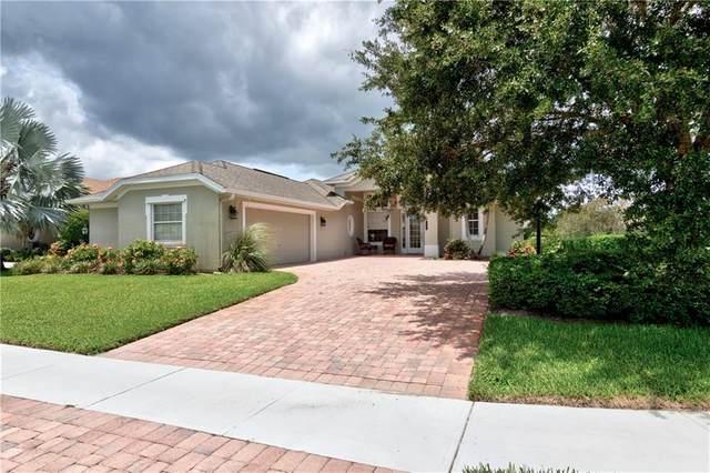 300 Swallowtail Lane, Sebastian, FL 32958 (MLS #245395) :: Team Provancher   Dale Sorensen Real Estate
