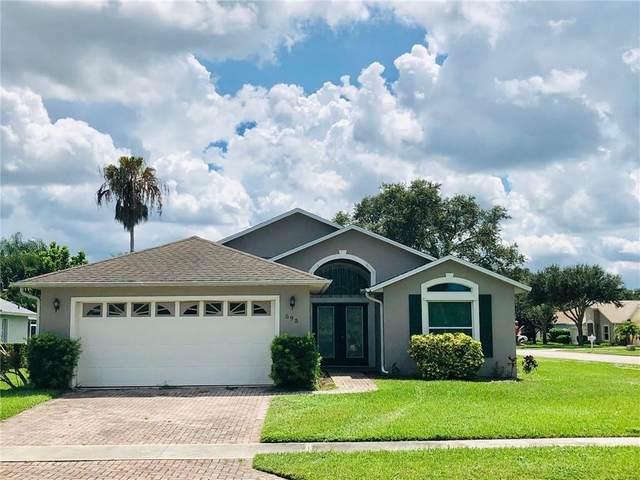 595 Birch Court, Sebastian, FL 32958 (MLS #245414) :: Team Provancher | Dale Sorensen Real Estate