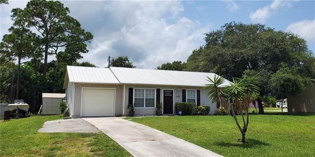 1105 N 37th Street, Fort Pierce, FL 34947 (MLS #245417) :: Team Provancher | Dale Sorensen Real Estate