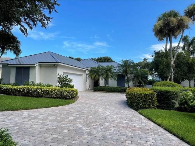140 Lakeview Way, Vero Beach, FL 32963 (MLS #245423) :: Dale Sorensen Real Estate