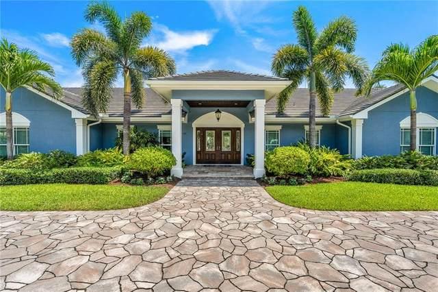 2105 Windward Way, Vero Beach, FL 32963 (MLS #245451) :: Team Provancher | Dale Sorensen Real Estate