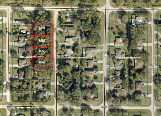 8865 104th Court, Vero Beach, FL 32967 (MLS #245457) :: Team Provancher   Dale Sorensen Real Estate
