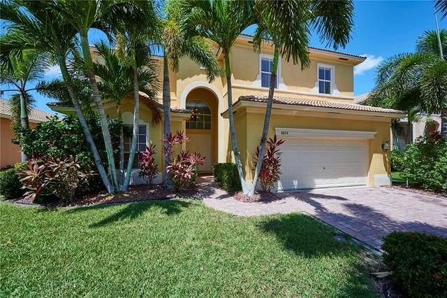 6024 Santa Margarito Drive, Fort Pierce, FL 34951 (MLS #245458) :: Team Provancher | Dale Sorensen Real Estate