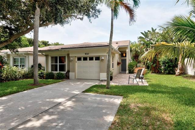 930 Tropic Drive, Vero Beach, FL 32963 (MLS #245463) :: Billero & Billero Properties