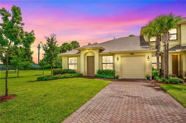 9869 E Villa Circle, Vero Beach, FL 32966 (MLS #245471) :: Team Provancher | Dale Sorensen Real Estate