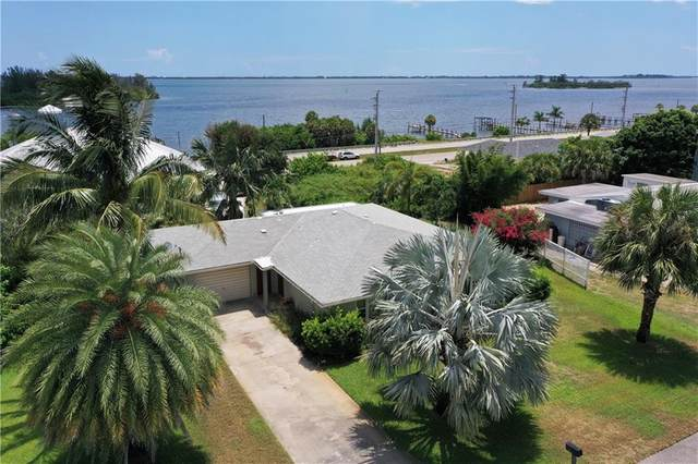 7181 Blue Shore Road, Grant Valkaria, FL 32949 (MLS #245474) :: Team Provancher | Dale Sorensen Real Estate