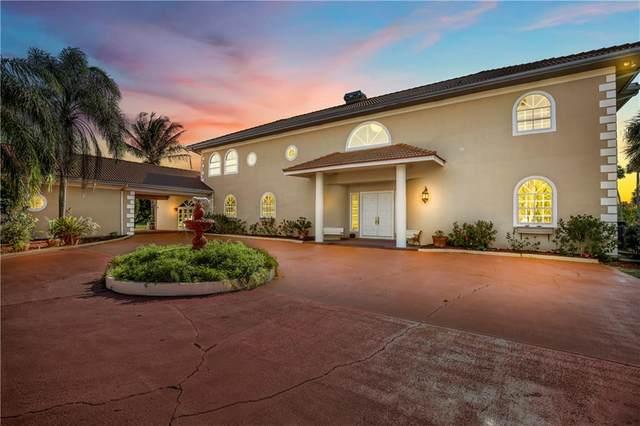 6007 N Tropical Trail, Merritt Island, FL 32953 (MLS #245480) :: Team Provancher | Dale Sorensen Real Estate
