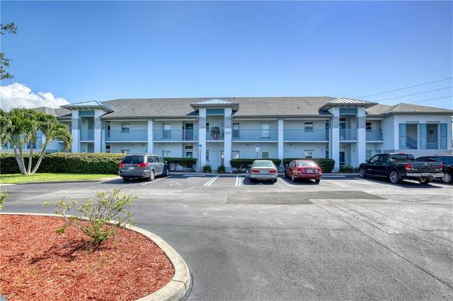 110 Portside Avenue #205, Cape Canaveral, FL 32920 (#245488) :: The Reynolds Team | Compass