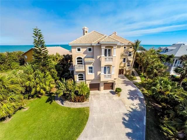 8325 S Highway A1a, Melbourne Beach, FL 32951 (MLS #245491) :: Team Provancher | Dale Sorensen Real Estate