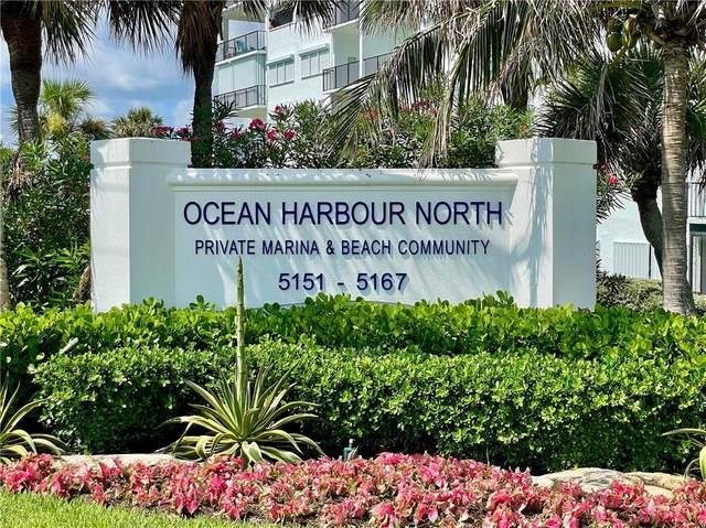 5159 N Hwy Highway A1a #613, Hutchinson Island, FL 34949 (MLS #245503) :: Team Provancher | Dale Sorensen Real Estate