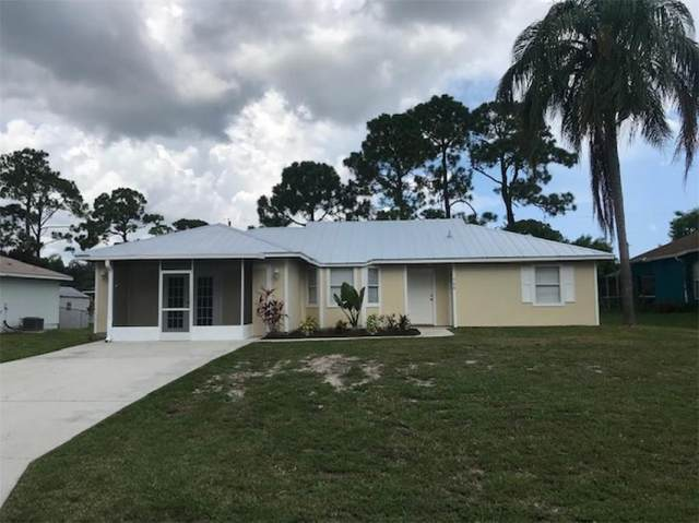 750 18th Place SW, Vero Beach, FL 32962 (MLS #245507) :: Team Provancher   Dale Sorensen Real Estate