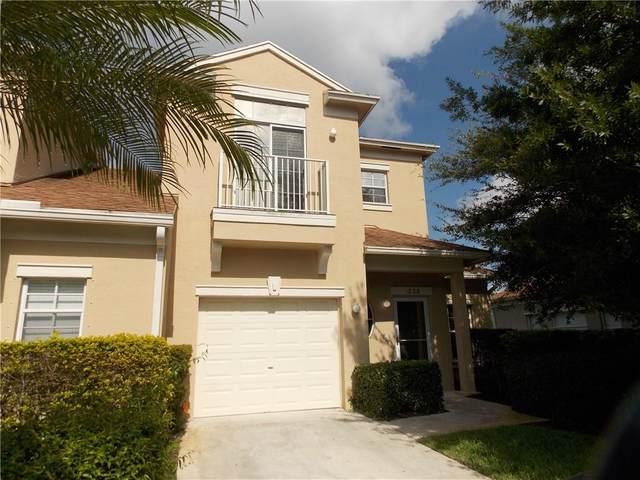 1833 77th Drive #1833, Vero Beach, FL 32966 (MLS #245576) :: Kelly Fischer Team