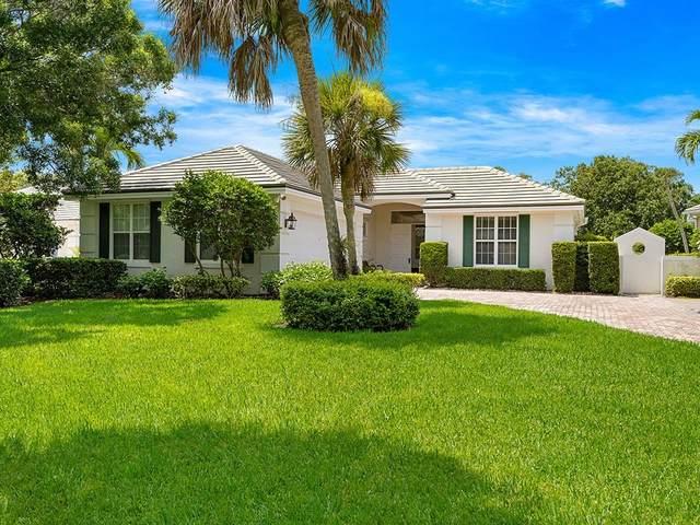 121 Laurel Oak Lane, Indian River Shores, FL 32963 (MLS #245614) :: Kelly Fischer Team