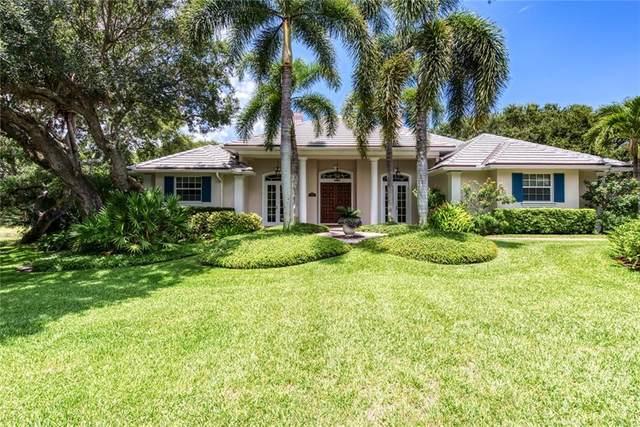 6 W Sea Colony Drive, Vero Beach, FL 32963 (MLS #245615) :: Kelly Fischer Team