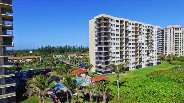 4250 N Highway A1a #207, Hutchinson Island, FL 34949 (MLS #245715) :: Team Provancher | Dale Sorensen Real Estate