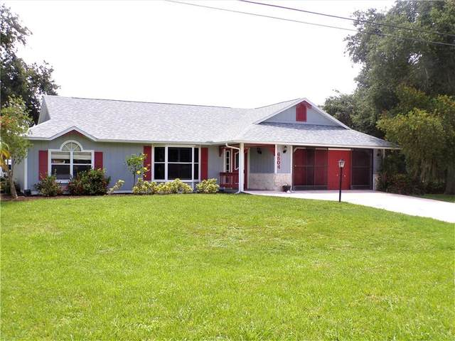 6504 Fort Pierce Boulevard, Fort Pierce, FL 34951 (MLS #245716) :: Team Provancher | Dale Sorensen Real Estate