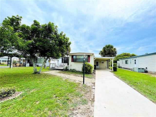 735 Barefoot Boulevard, Barefoot Bay, FL 32976 (MLS #245738) :: Billero & Billero Properties