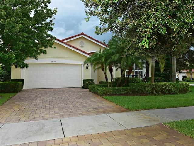 2695 Heron Bay Lane SW, Vero Beach, FL 32962 (MLS #245806) :: Dale Sorensen Real Estate