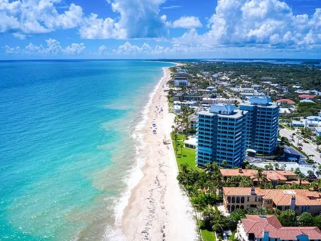 3554 Ocean Drive 404N, Vero Beach, FL 32963 (MLS #245931) :: Kelly Fischer Team
