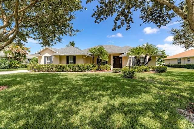 450 Greystone Court SW, Vero Beach, FL 32968 (MLS #246085) :: Kelly Fischer Team