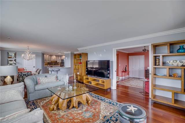 1715 Ocean Drive 4A, Vero Beach, FL 32963 (MLS #246087) :: Team Provancher   Dale Sorensen Real Estate