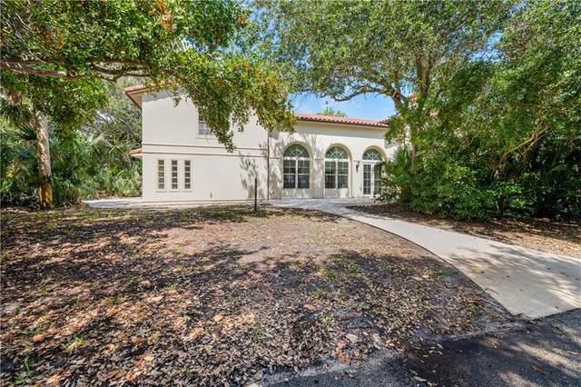 5890 Oceanside Drive, Melbourne Beach, FL 32951 (MLS #246123) :: Billero & Billero Properties