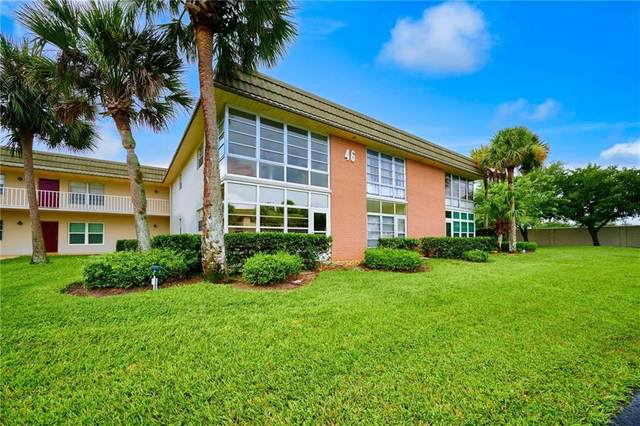 46 Vista Gardens Trail #205, Vero Beach, FL 32962 (MLS #246205) :: Dale Sorensen Real Estate