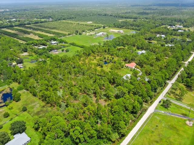 12670 83rd Street, Fellsmere, FL 32948 (MLS #246208) :: Billero & Billero Properties