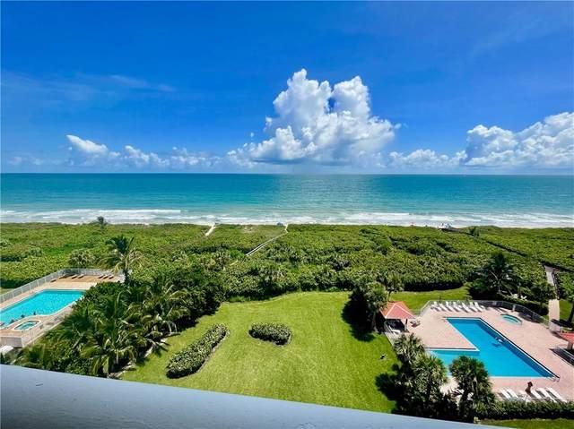 3880 N A1a #901, Hutchinson Island, FL 34949 (MLS #246247) :: Kelly Fischer Team