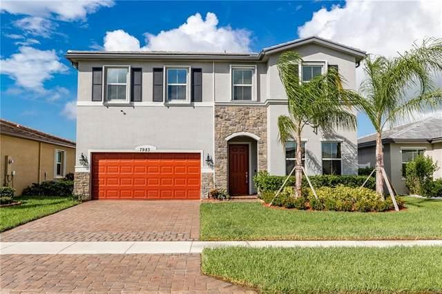 7983 Greenbank Circle, Port Saint Lucie, FL 34987 (MLS #246264) :: Billero & Billero Properties