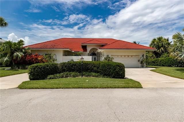 1101 Olde Doubloon Drive, Vero Beach, FL 32963 (MLS #246274) :: Team Provancher | Dale Sorensen Real Estate