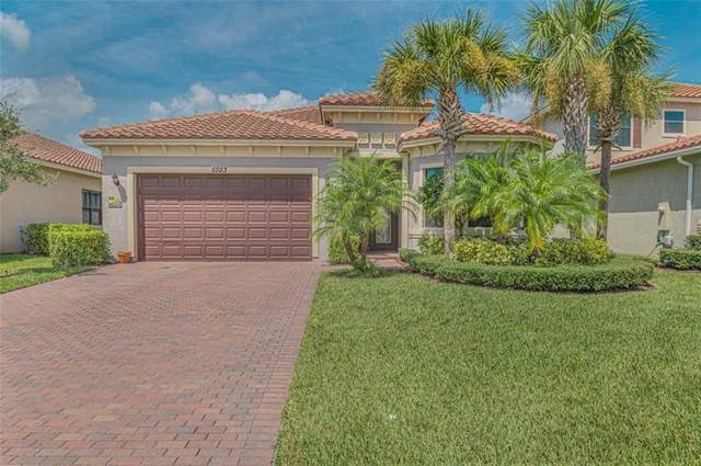 5523 55th Terrace, Vero Beach, FL 32967 (MLS #246290) :: Team Provancher   Dale Sorensen Real Estate