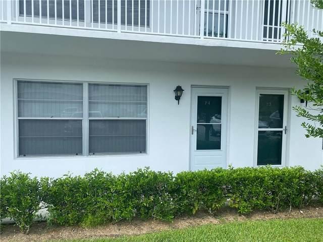 2800 Indian River Boulevard P4, Vero Beach, FL 32960 (MLS #246311) :: Team Provancher | Dale Sorensen Real Estate
