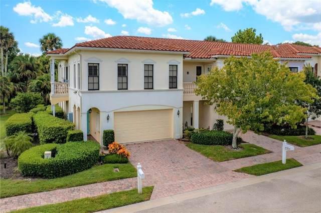 6095 Bella Rosa Lane #101, Vero Beach, FL 32966 (MLS #246346) :: Kelly Fischer Team