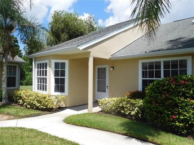 1845 Waterford Drive #5, Vero Beach, FL 32966 (MLS #246349) :: Team Provancher   Dale Sorensen Real Estate